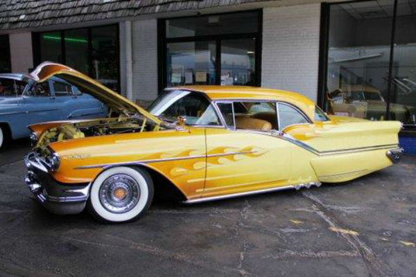 1957 STARFIRE 98 COUPE