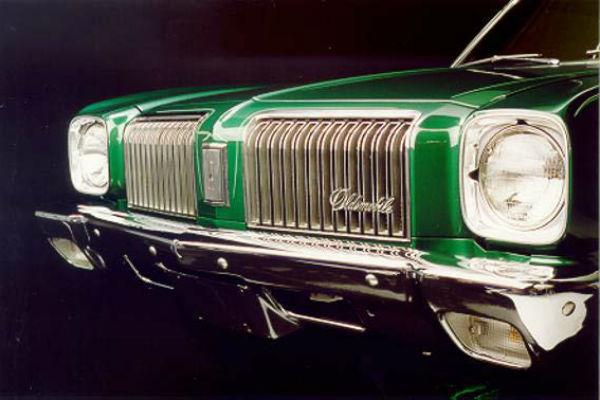 1973 Omega Coupe